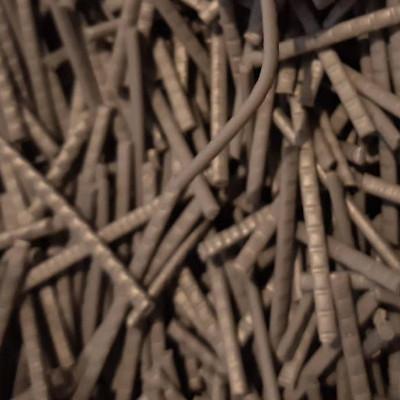 پلاستیکی الیاف اجدار ماکروسنتتیک الیاف عاج دار - 2