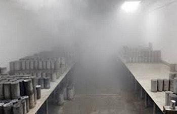 مه پاشی برای عمل آوری بتن - عمل آوری یا کیورینگ بتن - 6