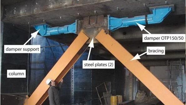 از دمپر برای مقاوم سازی ساختمان 1 - عوامل موثر در مقاومت سازه - 7