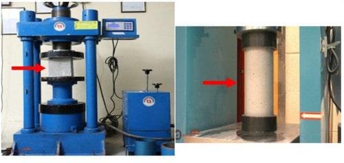 مقاومت فشاری بتن - طرح اختلاط بتن - 1