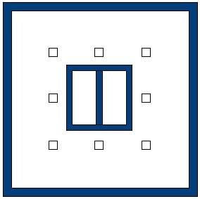لوله ای دوبل برای افزایش سختی سازه یکی از روش های افزایش سختی ساختمانها - عوامل موثر در سختی سازه - 23