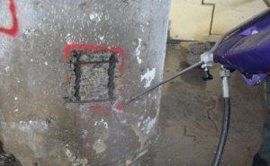 بتن کرمو عملیات تخریب ساختمان - 3