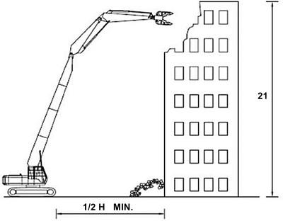 امن در تخریب 1 - عملیات تخریب ساختمان - 12