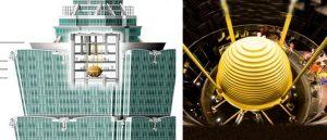 از سیستم جاذب یا مستهلک کننده انرژی Dampers در ساختمان - 3