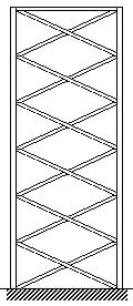 از سیستم لولهای به عنوان یکی از روش های افزایش سختی ساختمانها - 3