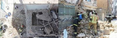 کا تخریب و گودبرداری غیر اصولی - عملیات تخریب ساختمان - 49