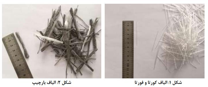 کورتا و فورتا الیاف بارچیب - بتن مسلح با الياف ماكروسنتتيک - 5
